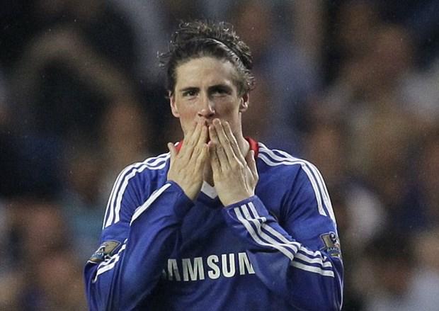 Ngay nay nam xua: Torres phai mat 734 phut moi ghi ban cho Chelsea hinh anh 1