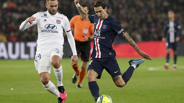 Ligue 1 huy phan con lai cua mua giai vi dich benh COVID-19 hinh anh 1