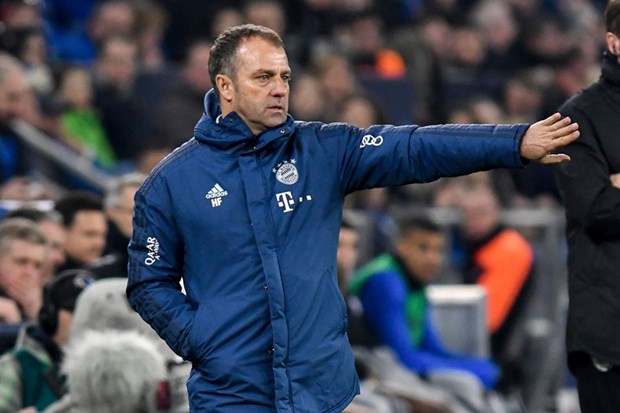 Hansi Flick: O Bayern, Double la bat buoc, Treble la dieu tat ca muon hinh anh 2