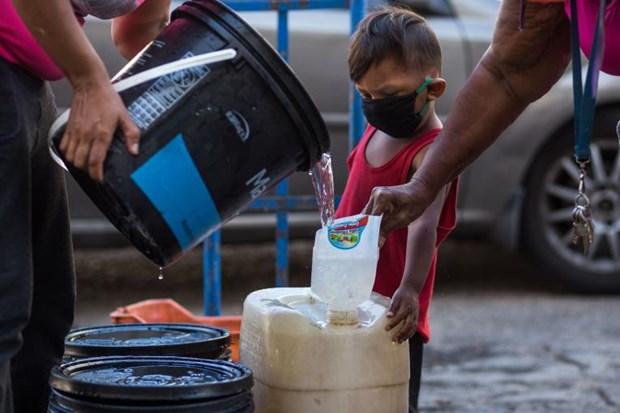 UNICEF keu goi tang vien tro len 1,6 ty USD de ung pho COVID-19 hinh anh 1