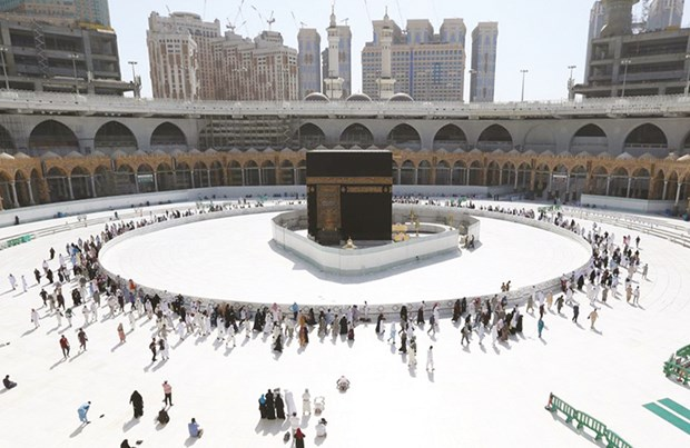 Saudi Arabia ap dat lenh gioi nghiem toan quoc dip le Eid al-Fitr hinh anh 1