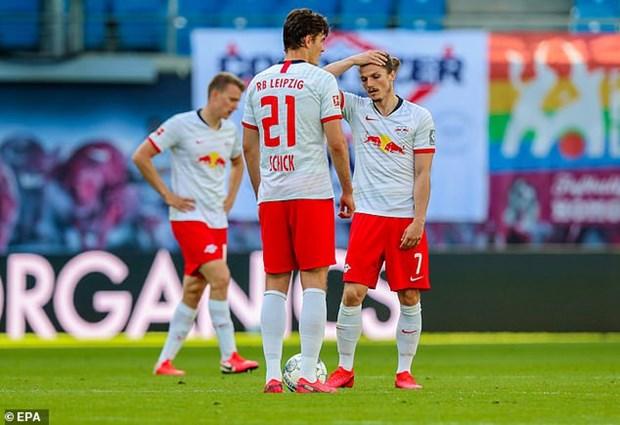 Ket qua Bundesliga: Dortmund ap sat Bayern, RB Leipzig mat diem hinh anh 2