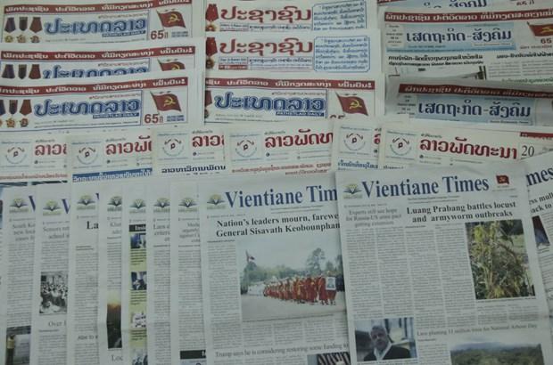 Truyen thong Lao: Can bao ve va tran trong quan he dac biet Lao-Viet hinh anh 1
