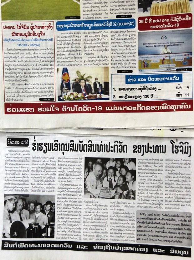Truyen thong Lao: Can bao ve va tran trong quan he dac biet Lao-Viet hinh anh 4