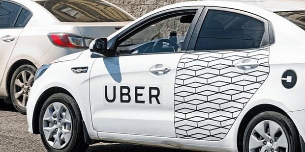 Hang taxi cong nghe Uber du kinh cat giam 600 nhan vien tai An Do hinh anh 1