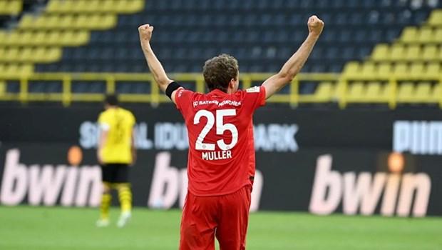 Bundesliga: Nhung ke thach thuc dong loat 'dau hang' truoc Bayern hinh anh 1