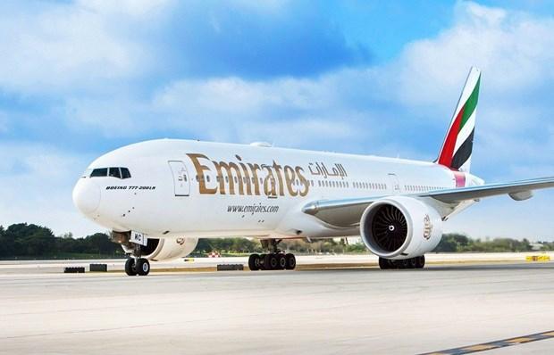 Emirates du bao mat 4 nam de hoat dong tro lai binh thuong hinh anh 1