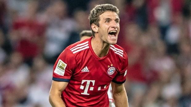 Thomas Mueller: Toi tung nghi den viec chia tay Bayern Munich hinh anh 1