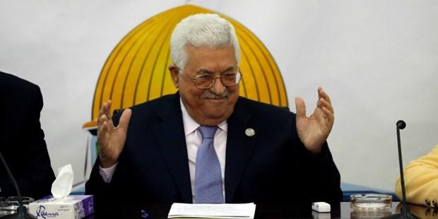 Lanh dao Palestine nhan manh su thong nhat va toan ven lanh tho hinh anh 1