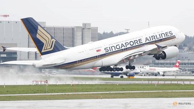Singapore Airlines trien khai mot loat bien phap an toan moi hinh anh 1