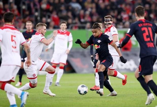 Ket qua Bundesliga: Thang Dortmund, Mainz 05 tach nhom xuong hang hinh anh 1