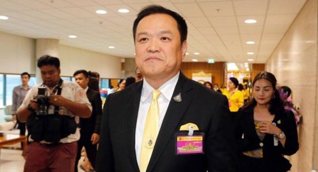 Pho thu tuong Thai Lan tinh nguyen thu nghiem vacxin ngua COVID-19 hinh anh 1