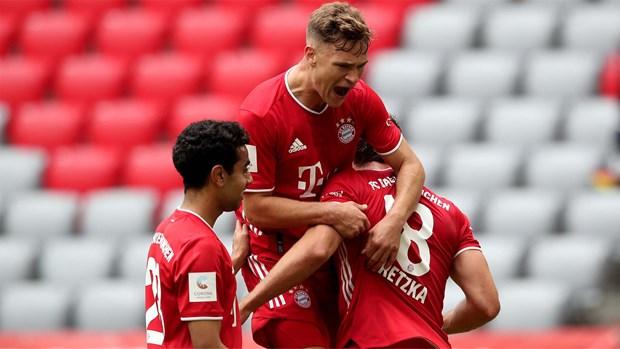 Ket qua Bundesliga: Xac dinh xong nhom xuong hang, du cup chau Au hinh anh 2