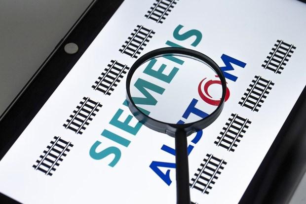 Italy bat giu nhieu lanh dao cua tap doan Siemens va Alstom hinh anh 1