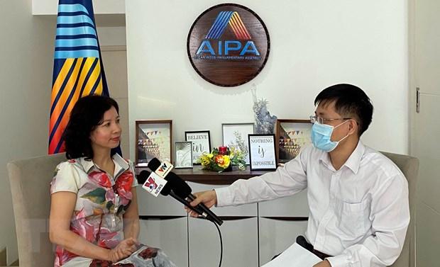 AIPA san sang dong hanh cung ASEAN xay dung Cong dong ben vung hinh anh 1