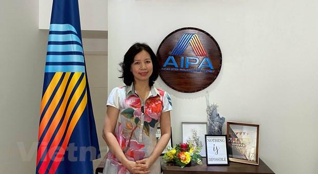 AIPA san sang dong hanh cung ASEAN xay dung Cong dong ben vung hinh anh 2