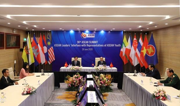 Thuc day su tham gia cua thanh nien trong xay dung Cong dong ASEAN hinh anh 1