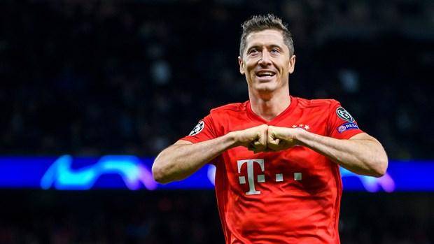 Lewandowski gianh giai Cau thu xuat sac nhat Bundesliga 2019-20 hinh anh 1