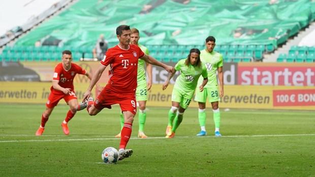 8 dieu thu vi ve chuc vo dich thu 8 lien tiep cua FC Bayern hinh anh 1
