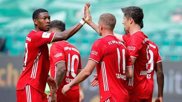 8 dieu thu vi ve chuc vo dich thu 8 lien tiep cua FC Bayern hinh anh 2