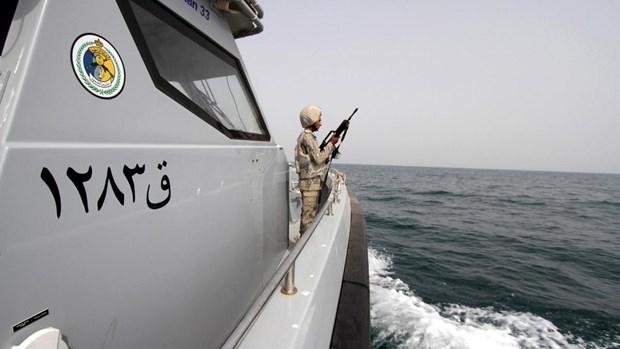Saudi Arabia ban canh cao buoc 3 tau Iran roi khoi vung bien nuoc nay hinh anh 1