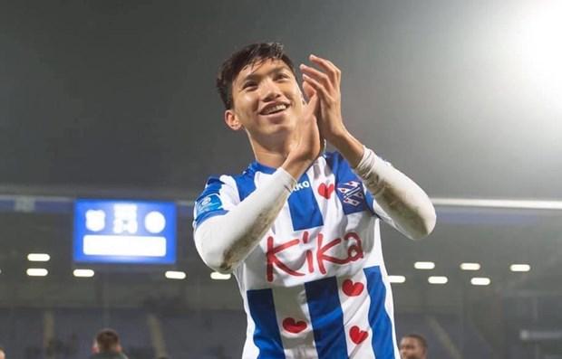 Ha Noi san sang tra luong de Doan Van Hau o lai SC Heerenveen hinh anh 1