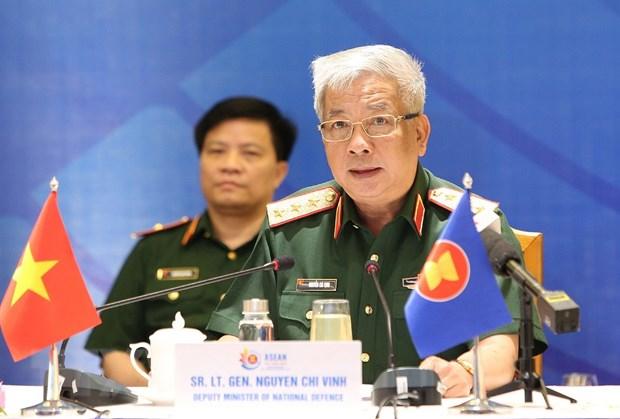 Hoi nghi Doi thoai Quan chuc Quoc phong Dien dan khu vuc ASEAN hinh anh 1