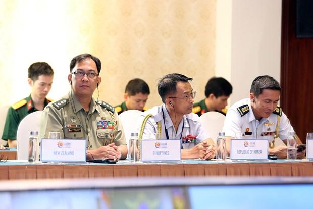 Hoi nghi Doi thoai Quan chuc Quoc phong Dien dan khu vuc ASEAN hinh anh 2