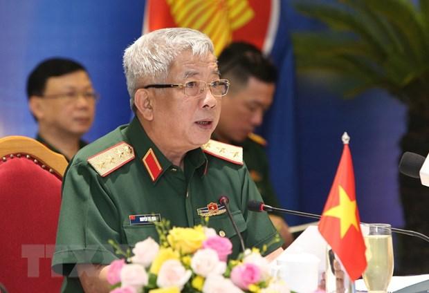 Thuc day hieu qua quan he hop tac quoc phong Viet Nam-Lien bang Nga hinh anh 1