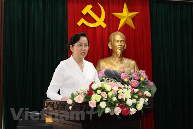 Ha Nam tap trung chuan bi tot nhat cho Dai hoi Dang bo tinh lan thu XX hinh anh 1