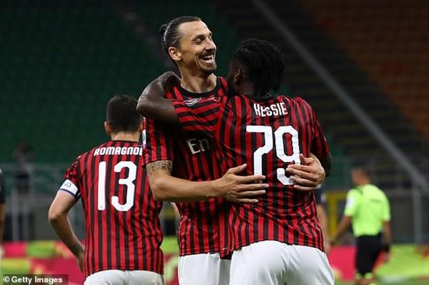 AC Milan danh bai Juventus bang man nguoc dong khong tuong hinh anh 1