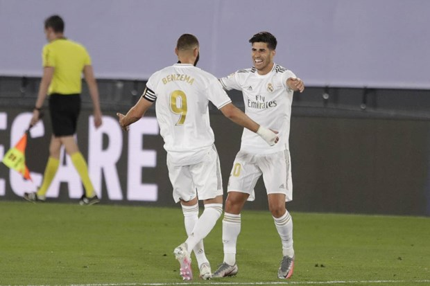 Ha Alaves, Real Madrid can ke ngay bien Barcelona thanh cuu vuong hinh anh 1