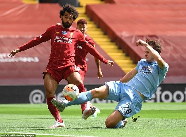 Premier League: Liverpool dut mach toan thang, Chelsea thua soc hinh anh 1