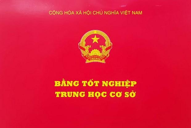Thong tin ve viec thu hoi bang cua Pho Chu tich UBND thi tran Mo Duc hinh anh 1