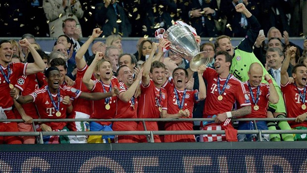 Co hoi cua Bayern o Champions League: Ky uc lich su ua ve hinh anh 2