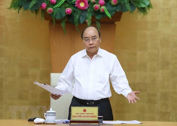 Thu tuong ky quyet dinh lap Ban Chi dao Phong thu dan su quoc gia hinh anh 1