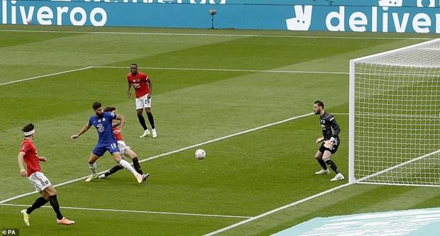 Danh bai M.U, Chelsea doi dau Arsenal o chung ket FA Cup hinh anh 1
