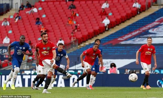 Danh bai M.U, Chelsea doi dau Arsenal o chung ket FA Cup hinh anh 3