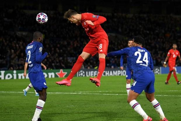 Leon Goretzka khoe body hoan hao, chia se muc tieu cua Bayern hinh anh 3