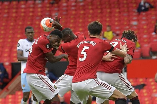 'Ga son' Greenwood ghi ban dua Manchester United len top 3 hinh anh 1