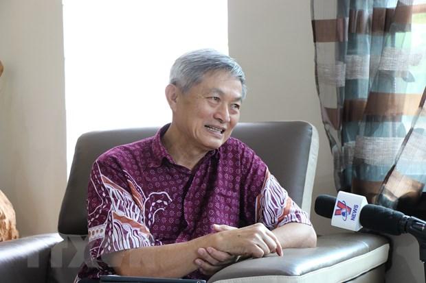 Chuyen gia Malaysia danh gia cao vai tro cua Viet Nam trong ASEAN hinh anh 1
