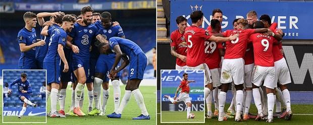 Premier League ha man: M.U, Chelsea gianh suat du Champions League hinh anh 1