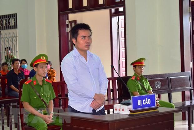 Tay Ninh: Ke giet nguoi vi doi no khong thanh linh an 20 nam tu hinh anh 1