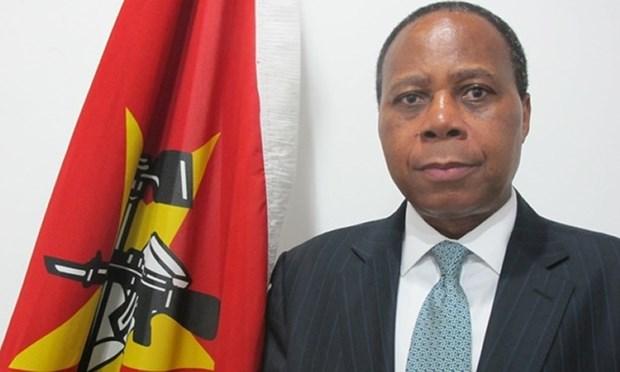 Trao Huan chuong Huu nghi tang nguyen Dai su Mozambique tai Viet Nam hinh anh 1