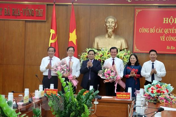 Ong Pham Viet Thanh giu chuc Bi thu Tinh uy Ba Ria-Vung Tau hinh anh 2