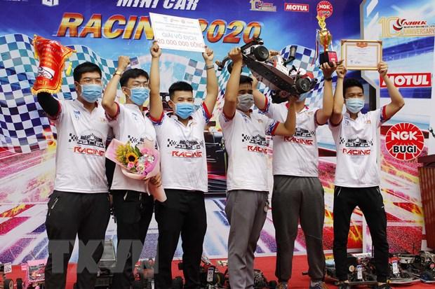 Soi noi cuoc dua xe oto mo hinh tu che - Mini Car Racing 2020 hinh anh 1