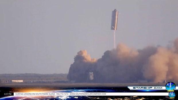 SpaceX phong thu thanh cong nguyen mau ten lua dua nguoi len sao Hoa hinh anh 1