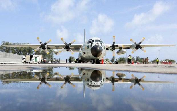 Thai Lan nang cap phi doi may bay van tai C-130 tri gia 30 trieu USD hinh anh 1
