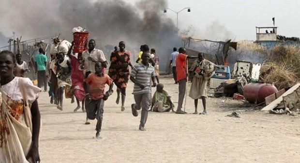 It nhat 118 nguoi thiet mang trong cac vu dung do o Nam Sudan hinh anh 1