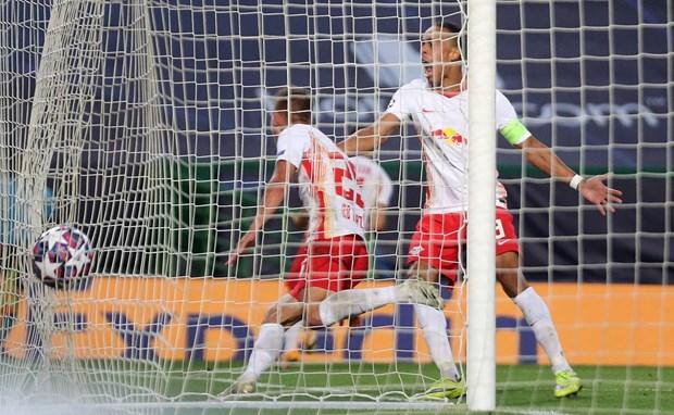 Ha Atletico, RB Leipzig lan dau vao ban ket Champions League hinh anh 2